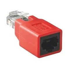 Adattatore RJ45 Cross M/F Cat 5e
