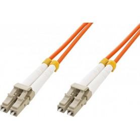 Cavo fibra ottica LC/LC 50/125 Multimodale 15m OM2