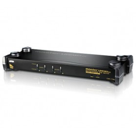 Switch KVM PS/2-USB VGA/Audio 4 porte, CS1754