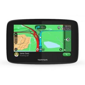 """TomTom GO Essential 5"""" navigatore 12,7 cm (5"""") Touch screen Palmare/Fisso Nero 201 g"""