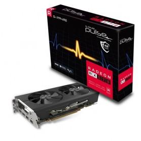 SAPPHIRE VGA PULSE RADEON RX 570 4G GDDR5 DUAL HDMI / DVI-D / DUAL DP OC W/BP (UEFI)