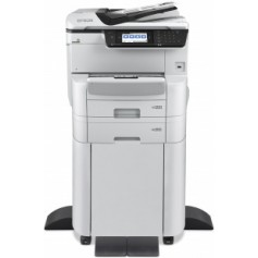 Epson WorkForce Pro WF-C8690DTWFC 4800 x 1200DPI Getto termico d'inchiostro A3 35ppm Wi-Fi