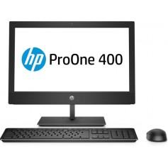 """HP ProOne 400 G4 50,8 cm (20"""") 1600 x 900 Pixel 2,1 GHz Intel® Core™ i5 di ottava generazione i5-8500T Nero PC All-in-one"""