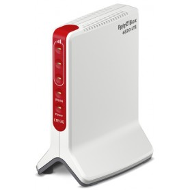 AVM 20002843 FRITZ!Box 6820 International router wireless Banda singola (2.4 GHz) Gigabit Ethernet 3G 4G Bianco