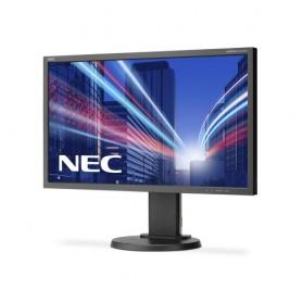 """NEC MultiSync E243WMi 23.8"""" Full HD IPS Nero monitor piatto per PC"""