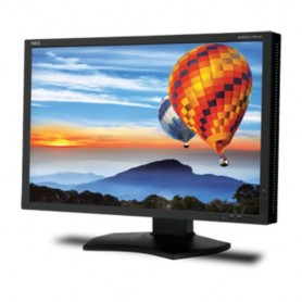 "NEC MultiSync PA242W 24.1"" AH-IPS Nero monitor piatto per PC"