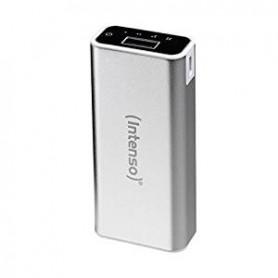 INTENSO POWER BANK 5200MAH USB A, 5V - 1.0A SILVER