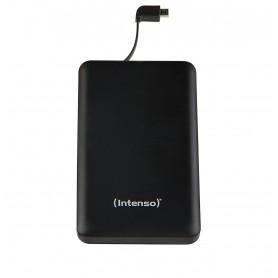 INTENSO POWER BANK 10000MAH USB A 5V +2A/5V - 2.1A BLACK