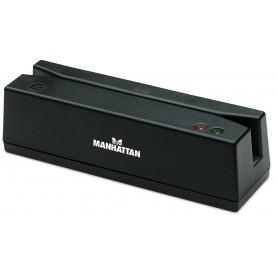 Lettore di badge banda Magnetica traccia 1,2 e 3 Seriale/USB