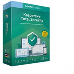 KASPERSKY TOTAL SECURITY 2USER 1YEAR