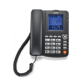 BRONDI TELEFONO DYLAN LCD VIVAVOCE AMPIO DISPLAY AUTORISELEZIONE SVEGLIA MELODIA ATTESA