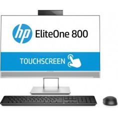 """HP EliteOne 800 G4 60,5 cm (23.8"""") 1920 x 1080 Pixel Touch screen 3,2 GHz Intel® Core™ i7 di ottava generazione i7-8700 Argen"""