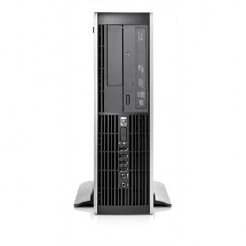 REFURBISHED HP PC ELITE 6000 SFF E8400 4GB 250GB DVD WIN 10 PRO 1 ANNO GARANZIA