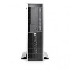REFURBISHED HP PC ELITE 6000 SFF E8400 4GB 250GB DVD WIN 10 PRO 1 ANNO GARANZIA