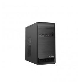 ADJ CASE MODELLO 6817, MATX, ITX, MINI ITX, PSU 500 WATT, USB 2.0, COLORE NERO