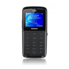 """BRONDI CELLULARE RAMOS GSM QUAD BAND 1,77"""" A COLORI 1,3MP RADIO FM BLUETOOTH - COLORE NERO"""
