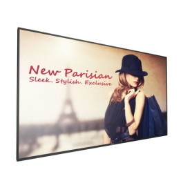"Philips Signage Solutions 49BDL4050D/00 Digital signage flat panel 48.5"" LED Full HD Wi-Fi Nero visualizzatore di messaggi"