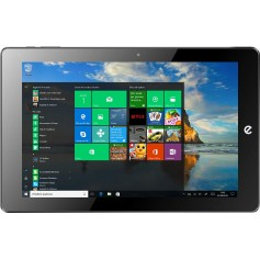MICROTECH TABLET PC PRO WI-FI Z8350 QCORE 10,1 IPS FHD 4GB RAM 64GB SLOT SD MICRO USB MICRO HDMI USB 3.0 TYPE-C WIN 10 NAO