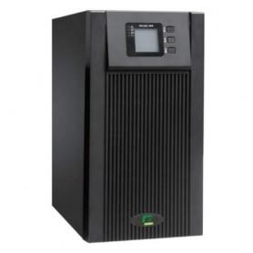 UPS ELSIST MISSION 6000 6000VA/4800W TOWER ONLINE MONOFASE DOPPIA CONVERSIONE DISPLAY LCD PORTA USB