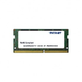 DDR4 x NB SO-DIMM PATRIOT 4GB 2133MHz - PSD44G213381S