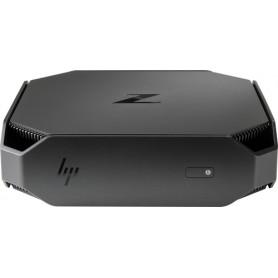 HP Z2 G4 3,2 GHz Intel® Core™ i7 di ottava generazione i7-8700 Nero Mini PC Stazione di lavoro