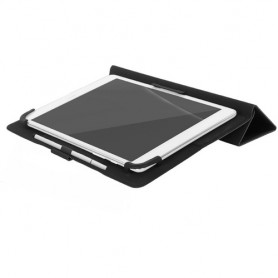 "TUCANO CUSTODIA PER TABLET 10"" ECOPELLE NERA"