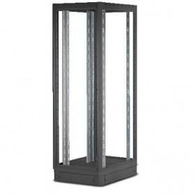 Armadio Server Rack 19'' 800x1000 42 Unita' Nero Open Frame