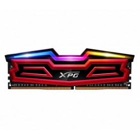 ADATA RAM GAMING XPG SPECTRIX D40 SERIES DDR4 2400MHZ CL16 8GB RGB LED STRIP