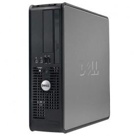 PC DELL REFURBISHED Optiplex SFF DC 8GB DDR2 SSD240GB DVD W7P
