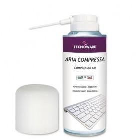 """BOMBOLETTA ARIA COMPRESSA TECNOWARE """"EASY SERVICE"""" 400ML - FOE17302"""