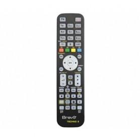 """TELECOMANDO BRAVO """"TECHNO3"""" PROGRAMMABILE PER TV-DVD/VCR/DTT-SAT/SKY (necessita del Kit di programmazione)"""