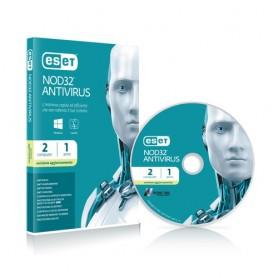ESET - NOD32 ANTIVIRUS AGGIORNAMENTO ITA - 2 PC