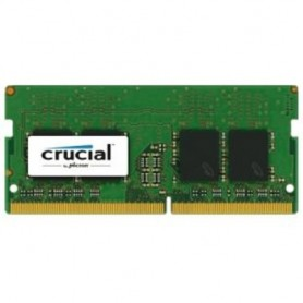 DDR4 x NB SO-DIMM CRUCIAL 4Gb 2400 Mhz - CL17 SingleRank - CT4G4SFS824A