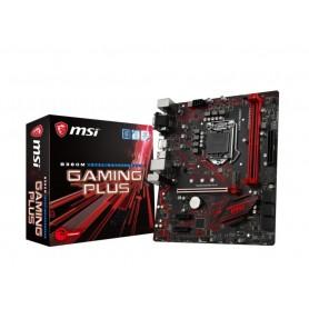 MSI MB B360M GAMING PLUS MATX LGA1151 8TH GEN DDR4 PCI-EX1/16 M.2 SATA3 USB3.0 PERFORMANCE GAMING