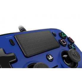 NACON PS4OFCPADBLUE periferica di gioco Gamepad PlayStation 4 Blu