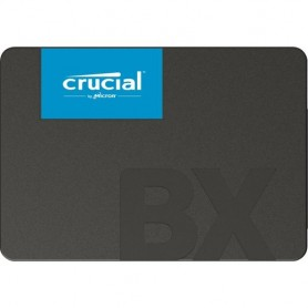 "SSD CRUCIAL BX500 CT480BX500SSD1 2.5"" 480GB SATA3 READ:540MB/s-WRITE:500MB/s"
