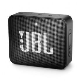 JBL SPEAKER BLUETOOTH GO2 BLACK WATERPROOF