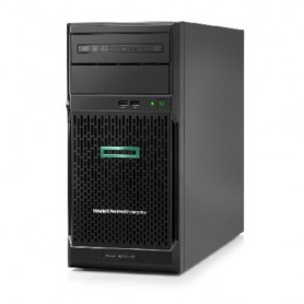 SERVER HP ML30 Gen10 TOWER XEON 4C E2124 3.3Ghz 16GB DDR4 NOHDD NOODD 4x3.5 HP LFF S100i 2GLAN 1x350W 3yr Parts 1yr Onsite