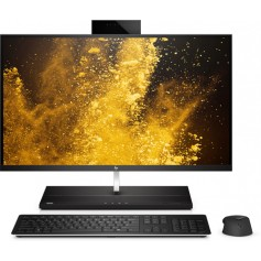 "HP EliteOne 1000 G2 68,6 cm (27"") 3840 x 2160 Pixel 3,2 GHz Intel® Core™ i7 di ottava generazione i7-8700 Nero PC All-in-one"