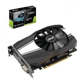 SVGA ASUS NVIDIA PH-GTX1660TI-O6G 6GB GDDR5 192bit DVI+2*HDMI+DP PCI-E 3.0