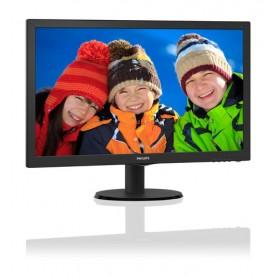 Philips Monitor LCD con SmartControl Lite 243V5QHSBA/00