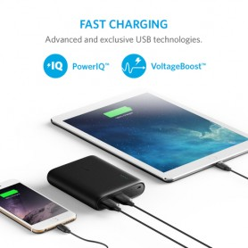 Anker PowerCore batteria portatile Nero 10400 mAh