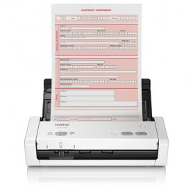 SCANNER BROTHER ADS-1200 A4 25PPM DADF 20FF USB 2.0
