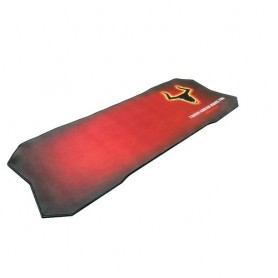 iTek TAURUS V1 XXL Nero, Rosso tappetino per mouse