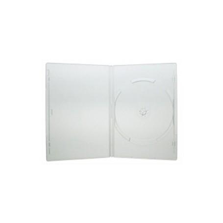 Custodia per DVD/CD BOX Trasparente Slim