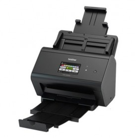 Brother ADS-2800W ADF scanner 600 x 600DPI A4 Nero scanner
