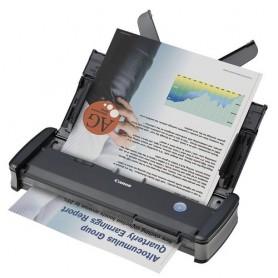 Canon imageFORMULA P-215II Scanner a foglio 600 x 600DPI A4 Nero, Grigio