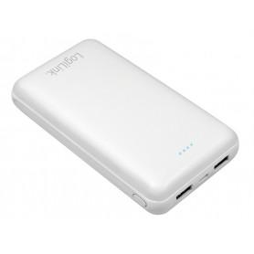 Power Bank 20000mAh 2x USB Bianco