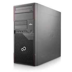 PC FUJITSU REFURBISHED Esprimo P700 TOWER G620 4GB 500GB DVD W7P