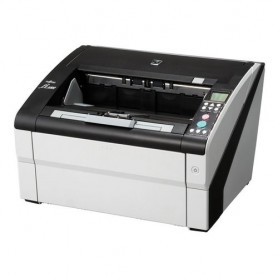 Fujitsu fi-6800 ADF + Manual feed scanner 600 x 600DPI A3 Nero, Bianco